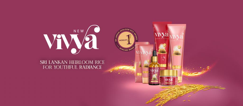 Sri Lankan heirloom rice for youthful radiance by Vivya