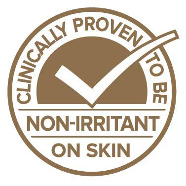 Velvet skin care clinically proven